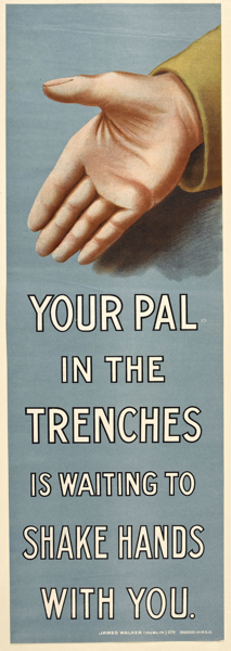 Your pal in the trenches
